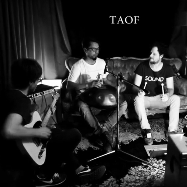 TAOF – Invisible Drums & Opsilon Handpan